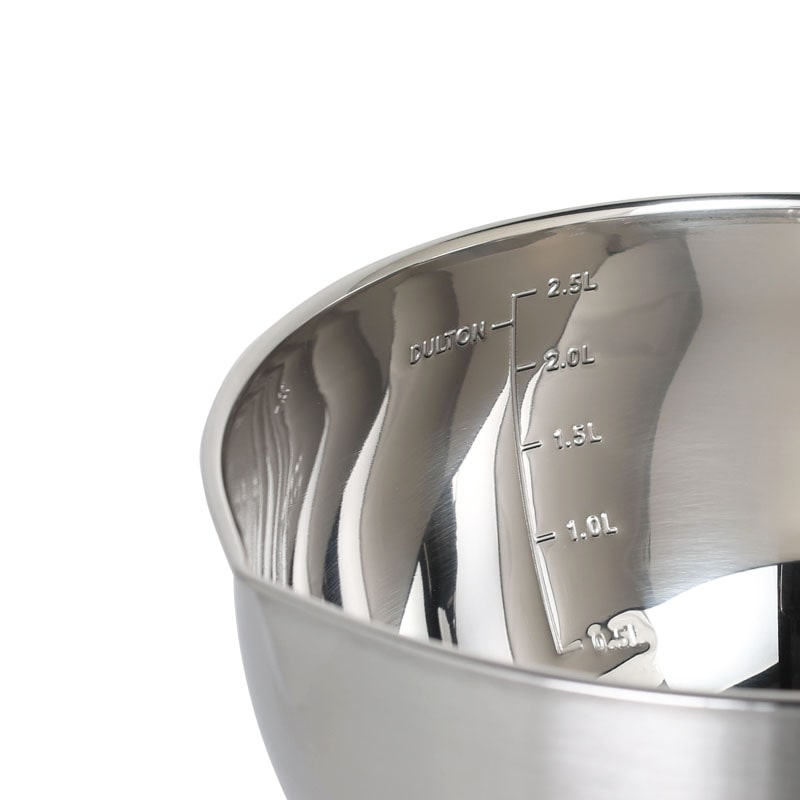 STAINLESS STEEL BOWL M