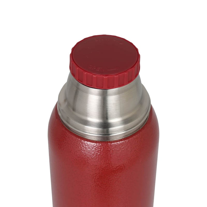 VACUUM BOTTLE DOUBLE CUP RED