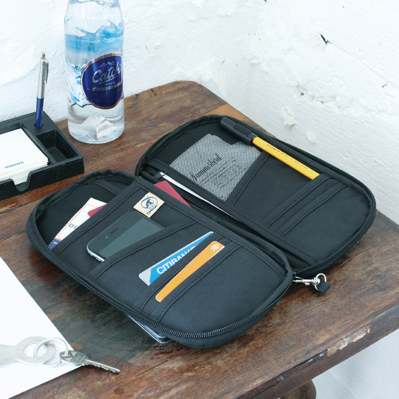 MULTI-PURPOSE PASSPORT CASE