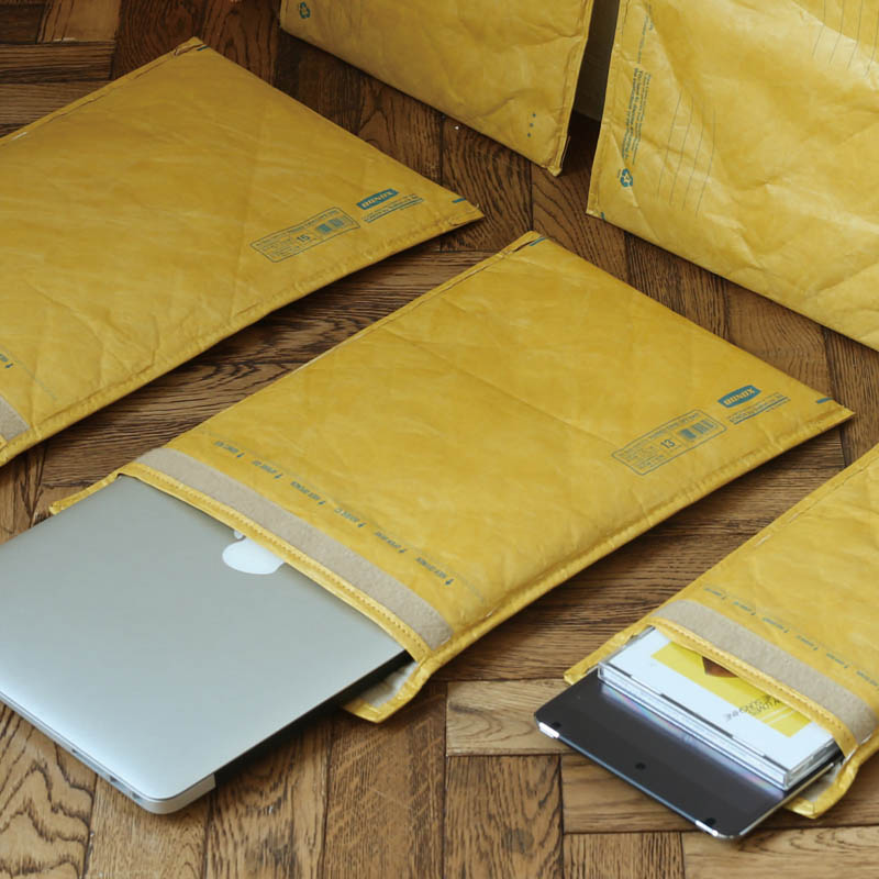 "PADDED ENVELOPE BAG FOR ""13 INCH LAPTOP"""
