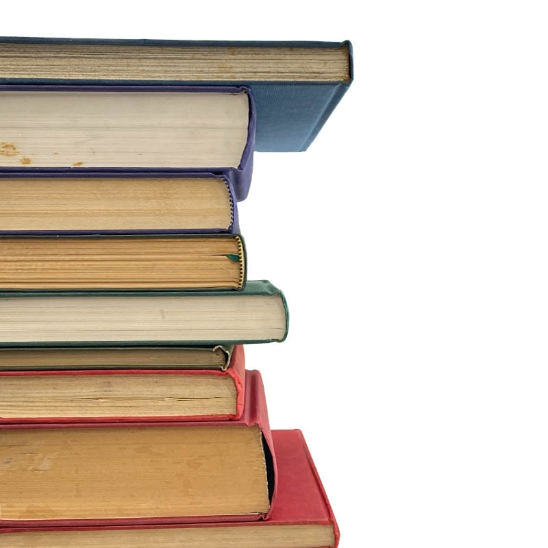 USED BOOK ASSORTED-25cm
