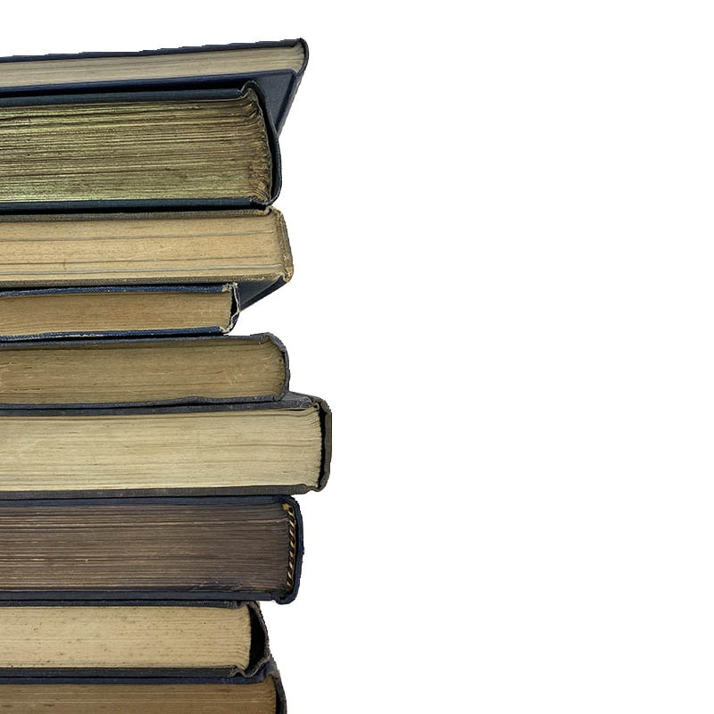 USED BOOK BLUE-25cm