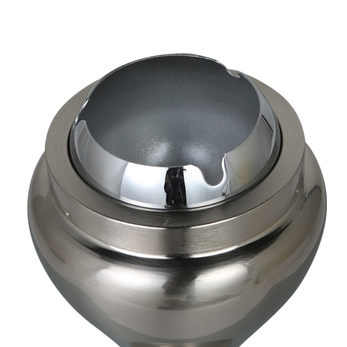STAND ASHTRAY BALL POINT SILVER