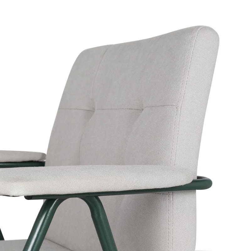 DINING ARM CHAIR VC SLATE GRAY