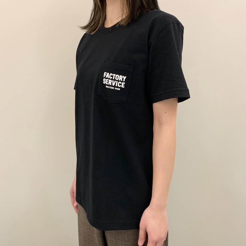 Factory Service T-SHIRTS BLACK M
