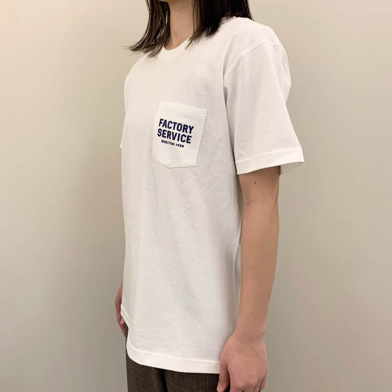 Factory Service T-SHIRTS WHITE M