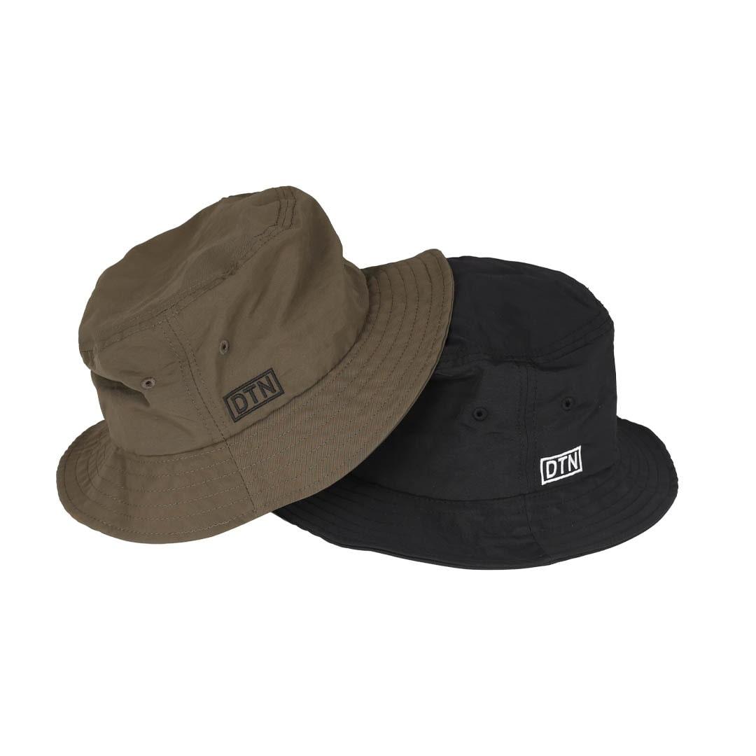 DTN BUCKET HAT BLACK