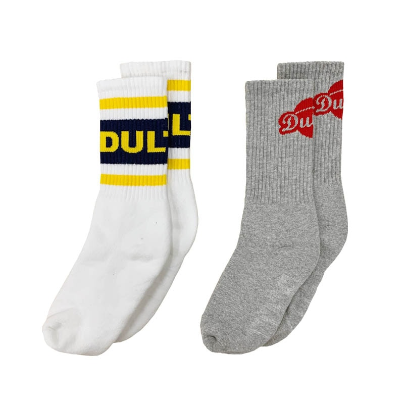 CREW SOCKS 2019 GRAY