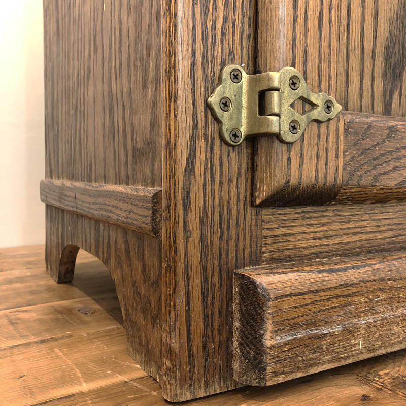 WOOD CHEST