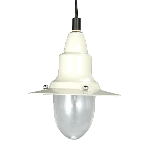 PENDANT LAMP IVORY