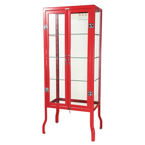 DOCTOR CABINET-L RED