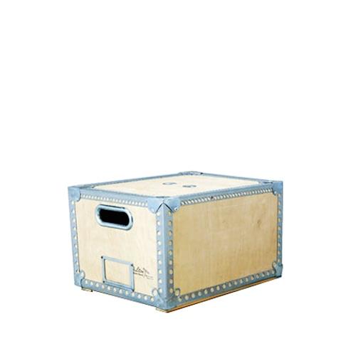 WOODEN BOX (L)