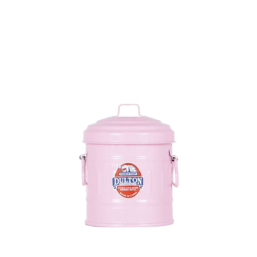 MICRO GARBAGE CAN PINK