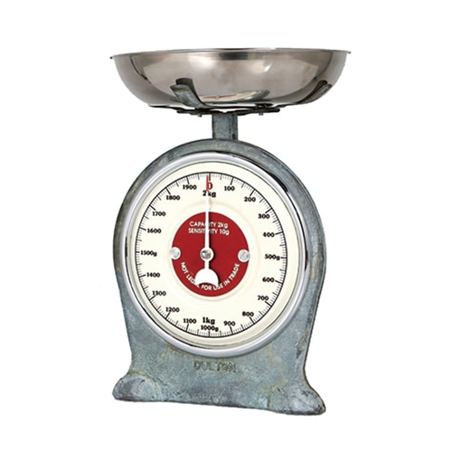 OLD FASHIONED SCALE A.GALVANIZED