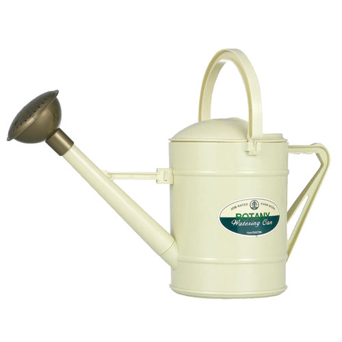WATERING CAN IVORY