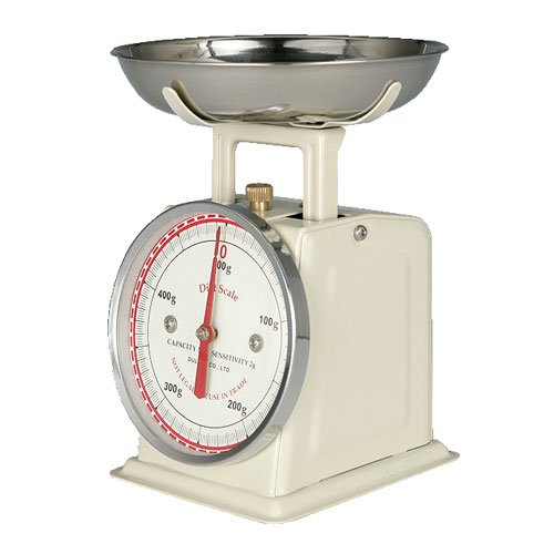 DIET SCALE IVORY