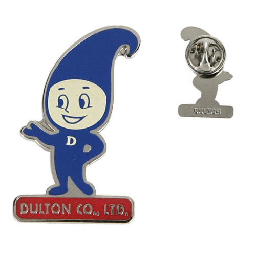 DULTON PIN BADGE-B