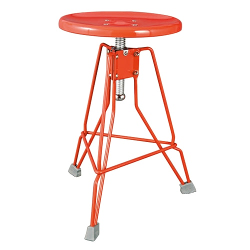 STOOL ''CLIPPER II''  RED