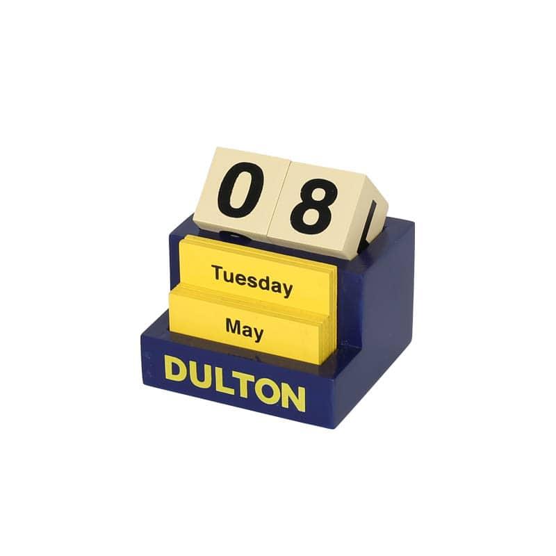 DULTON DESKTOP CALENDAR