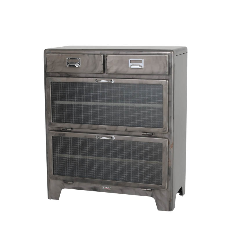 2 LAYER CABINET RAW