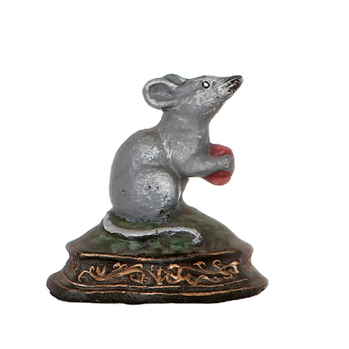 IRON DOOR STOPPER MOUSE
