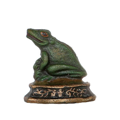 IRON DOOR STOPPER FROG
