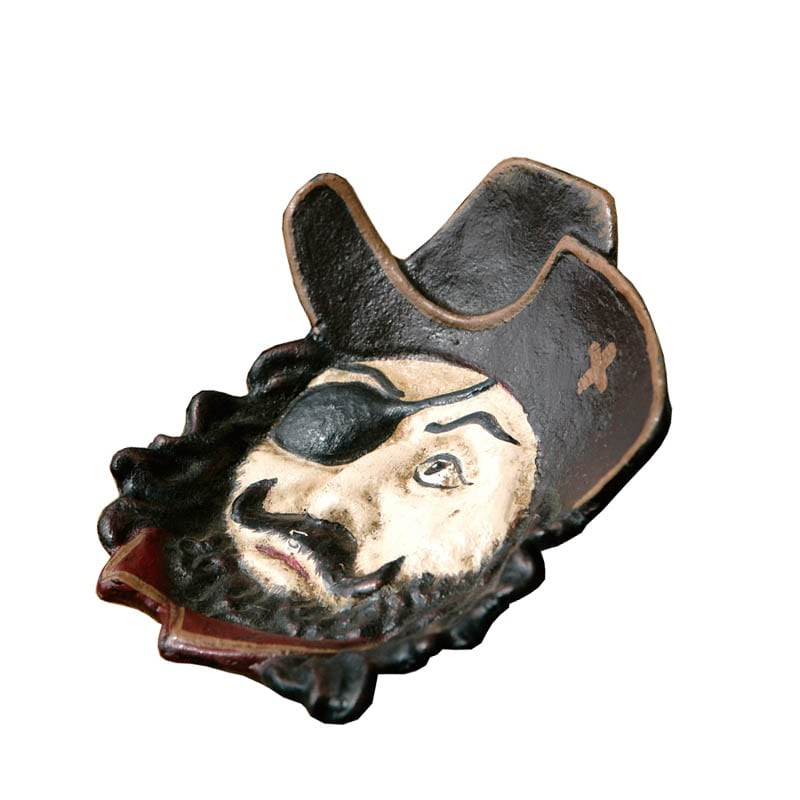 "IRON TRAY ""PIRATE"""