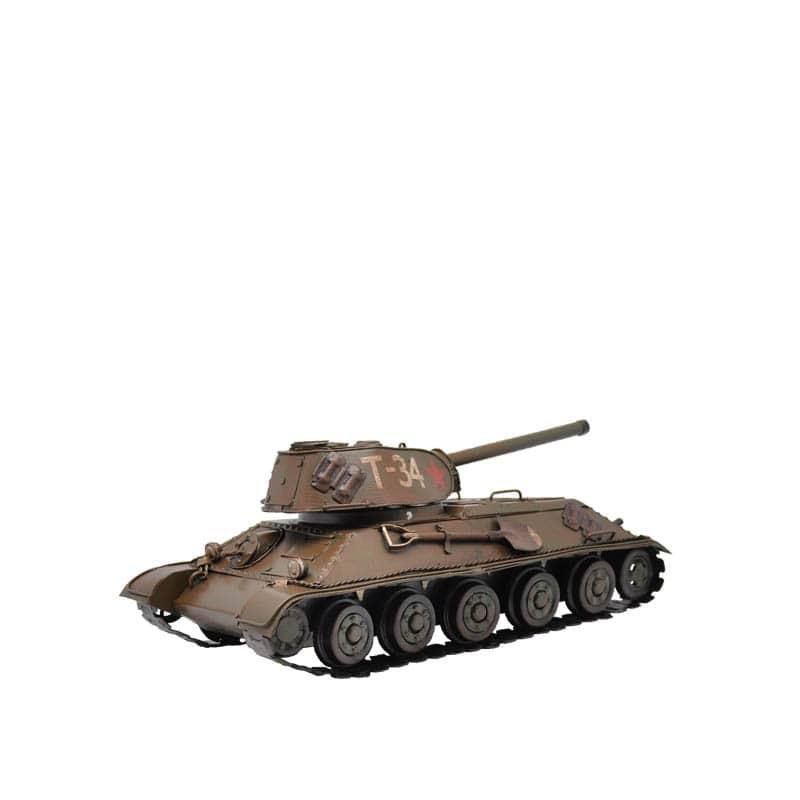 1940 USSR T-34 TANK