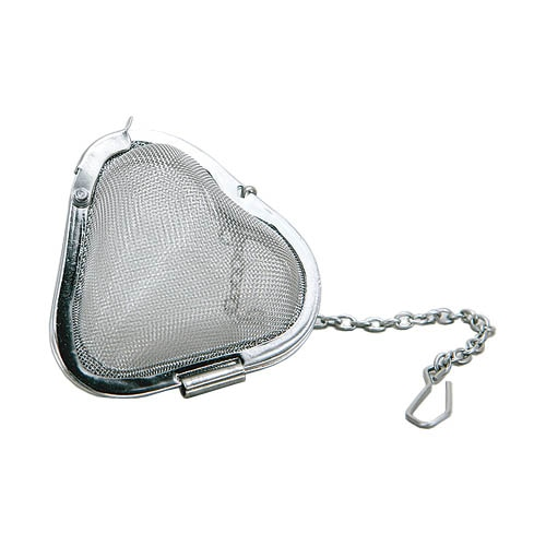 HEART MESH TEA STRAINER