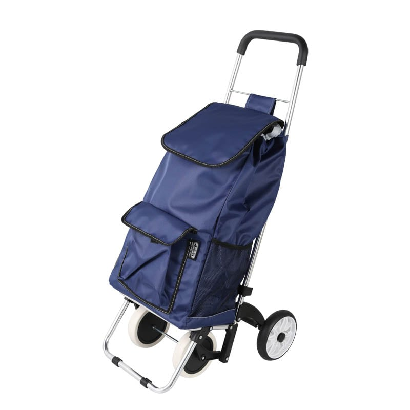 SHOPPING CART ''BUDDY'' NAVY