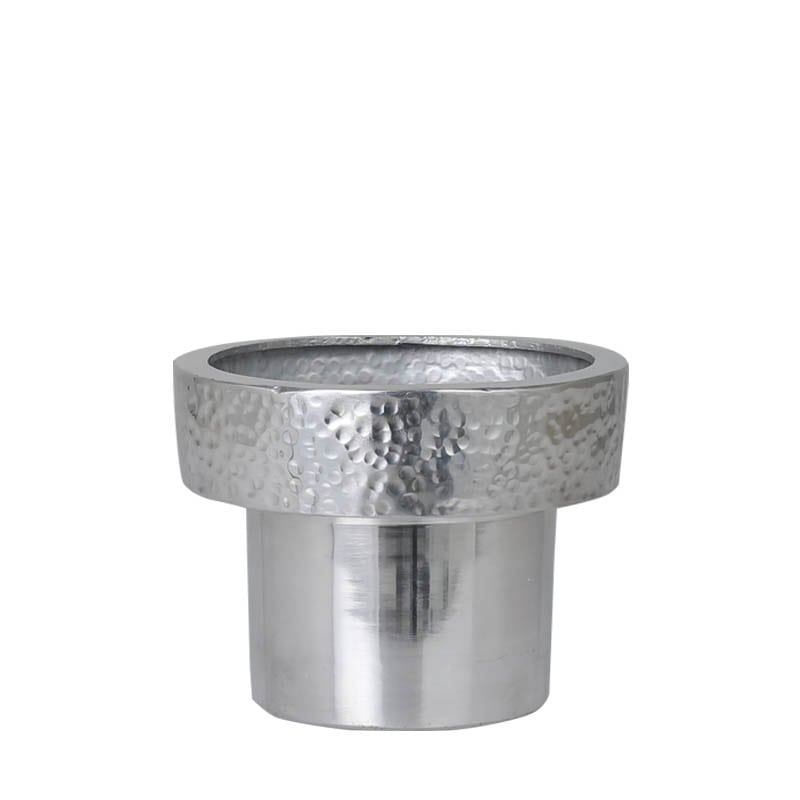 METAL POT COVER XS SLV