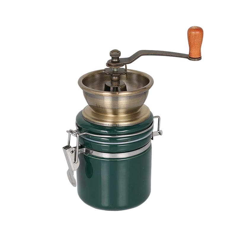 "COFFEE MILL ""TERRA"" FOREST GREEN"