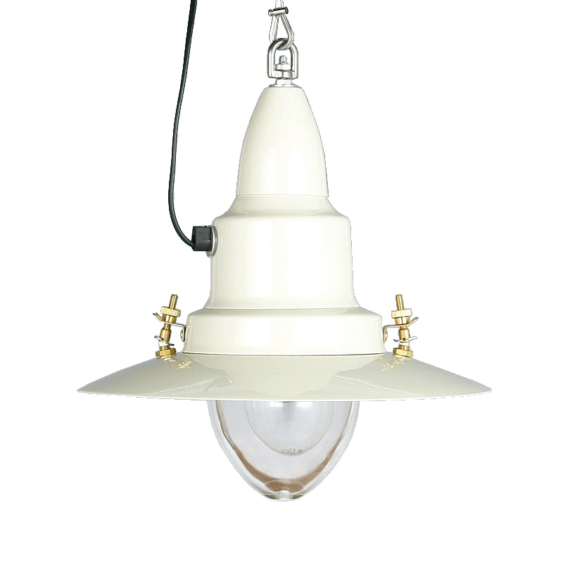 CEILING LAMP IVORY