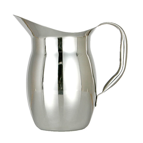 S/S WATER PITCHER