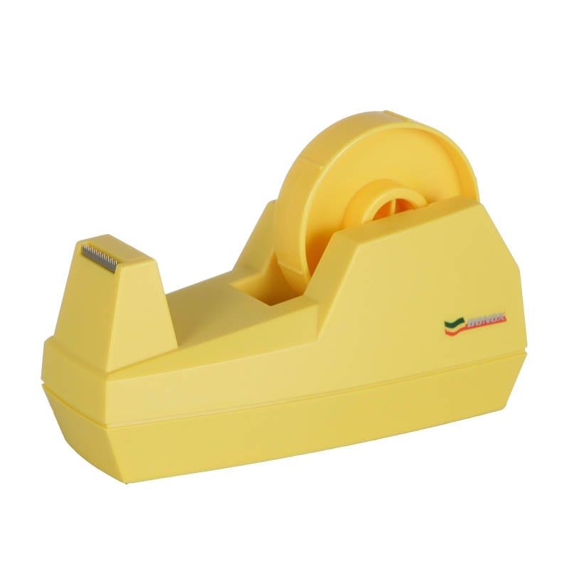 TAPE DISPENSER  YELLOW