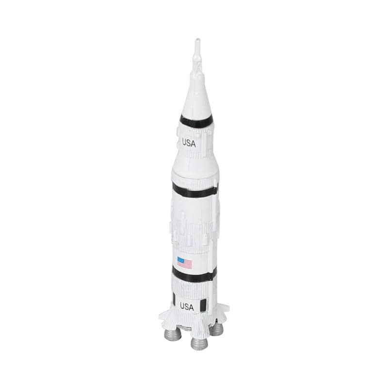 DIE CAST PENCIL SHARPENER S-V ROCKET