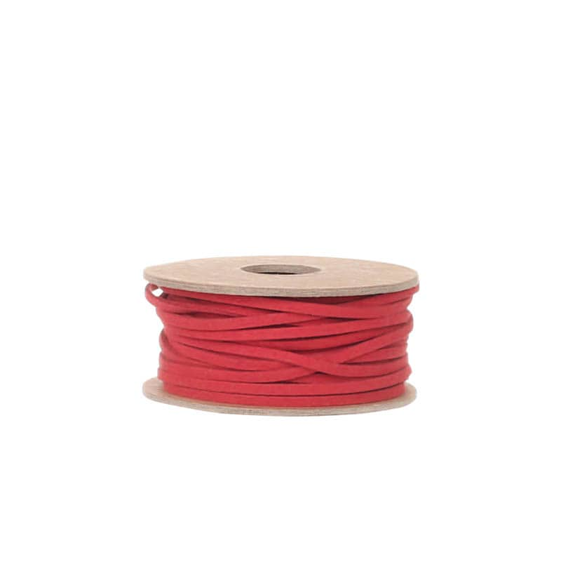 FAKE SUEDE STRING A