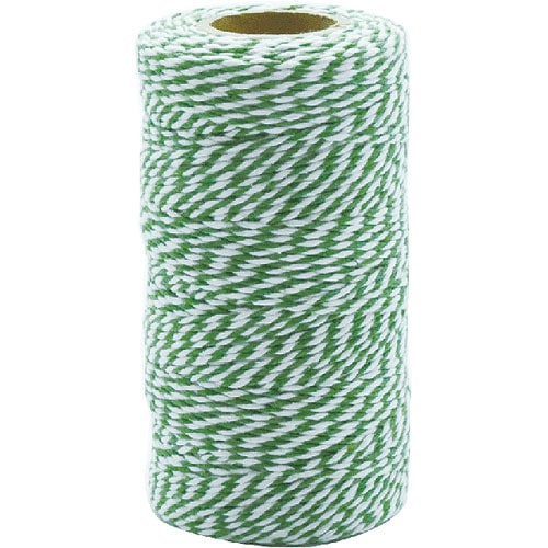 TWISTED STRING WHITE/GREEN