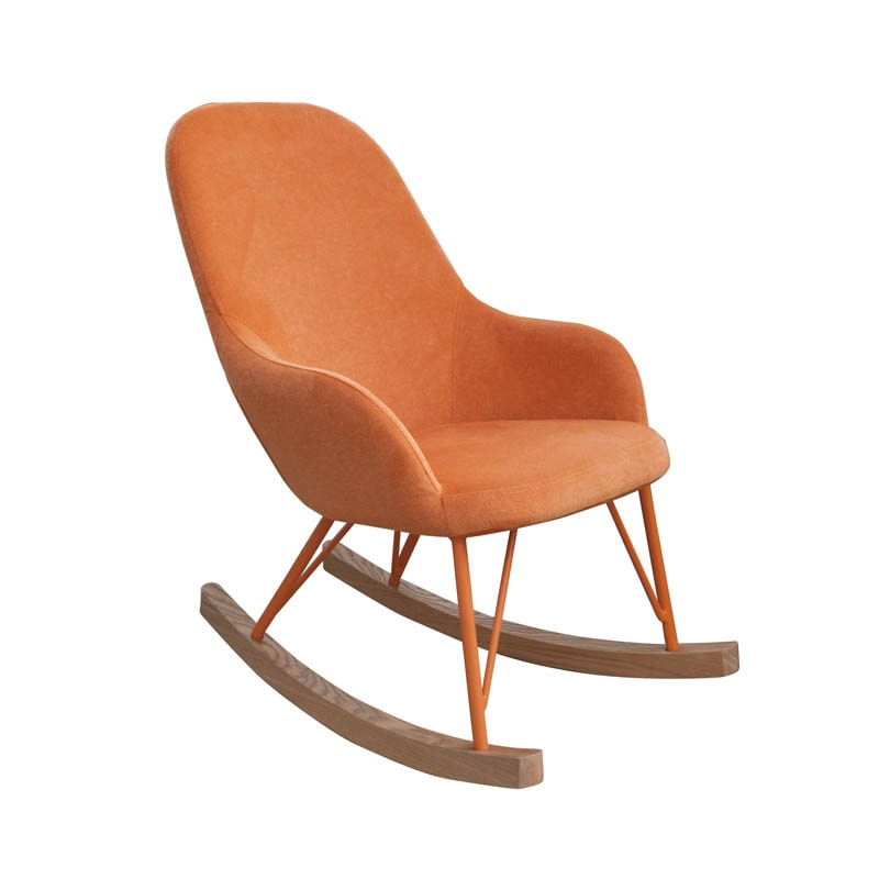 ROCKING CHAIR S ''ARAGON ORANGE''