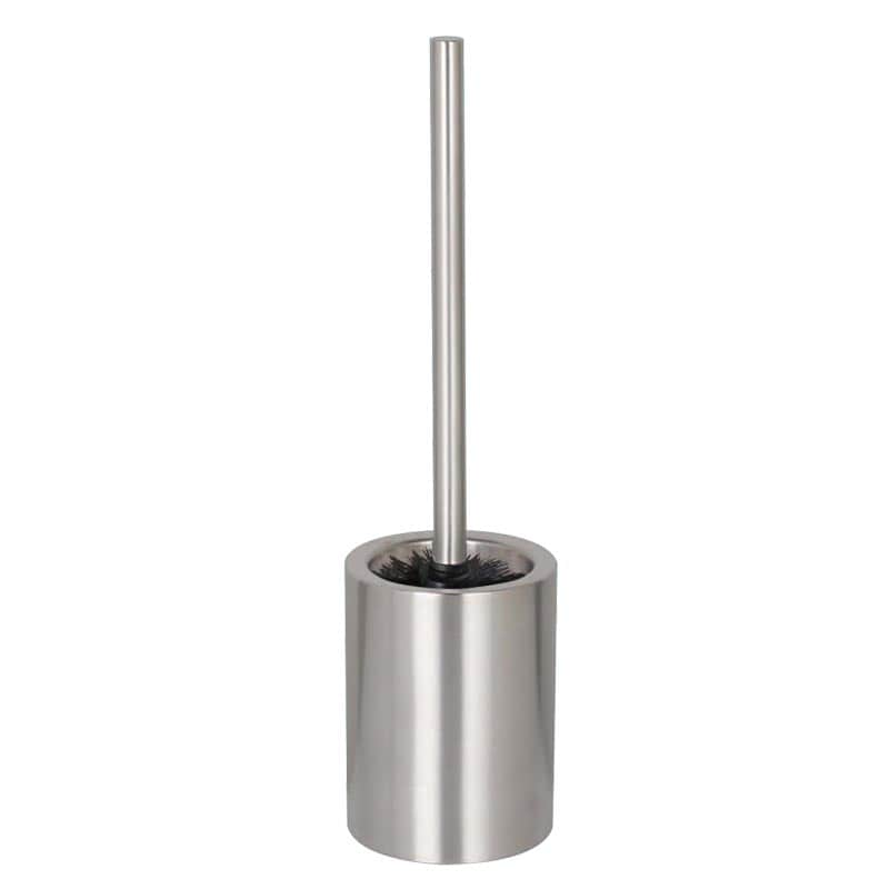STAINLESS TOILET BRUSH SET