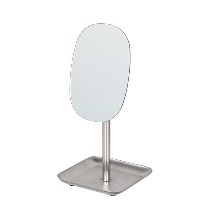 OVAL MIRROR WITH TRAY