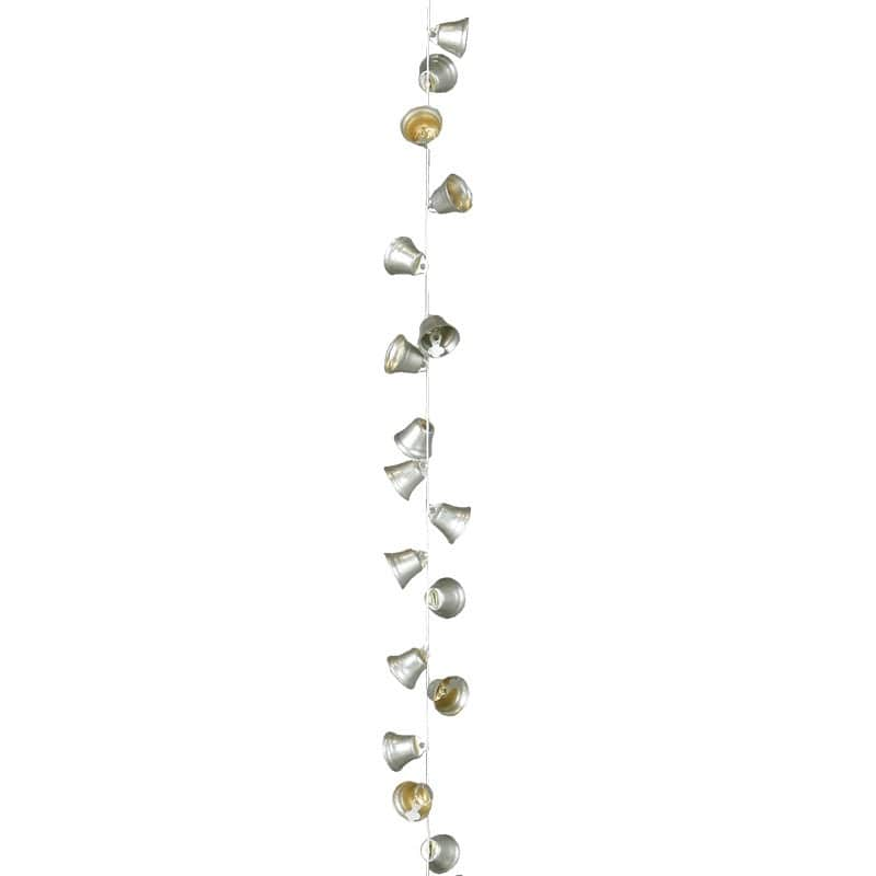 BELL CHAIN-L SILVER