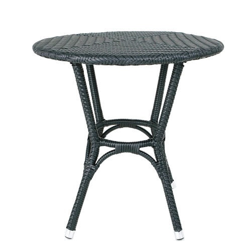 WEAVING TABLE BLACK