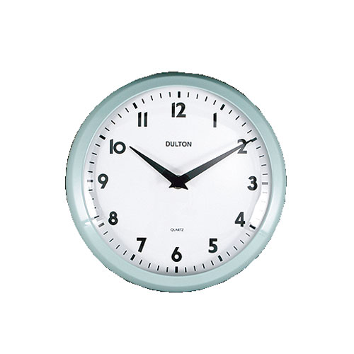 WALL CLOCK C.GREEN