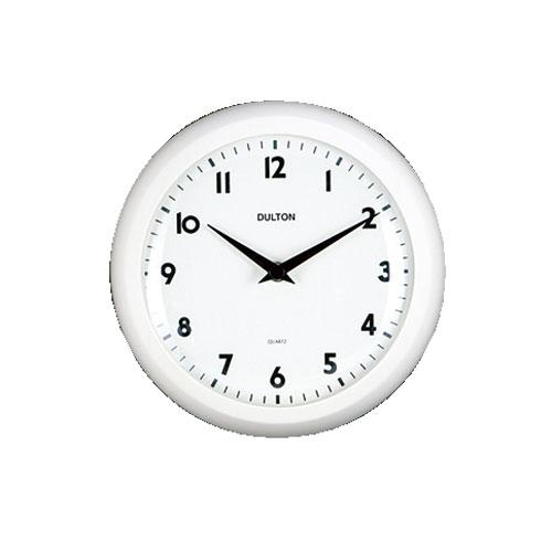 WALL CLOCK IVORY
