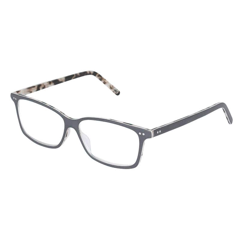READING GLASSES BLACK 2.0