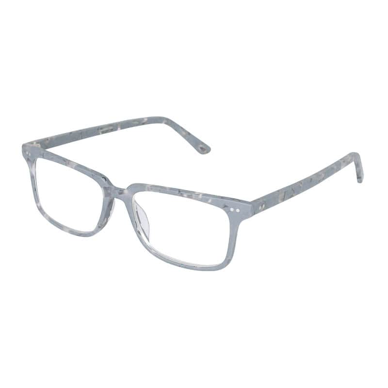 READING GLASSES GRAY 2.5