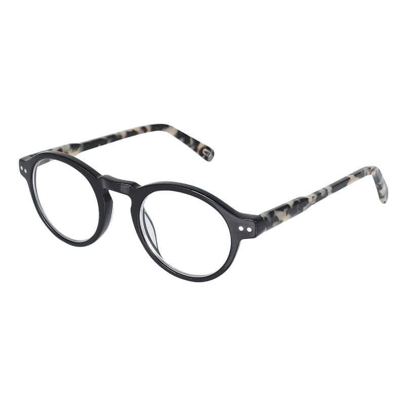 READING GLASSES BLK-B.TOR 2.5