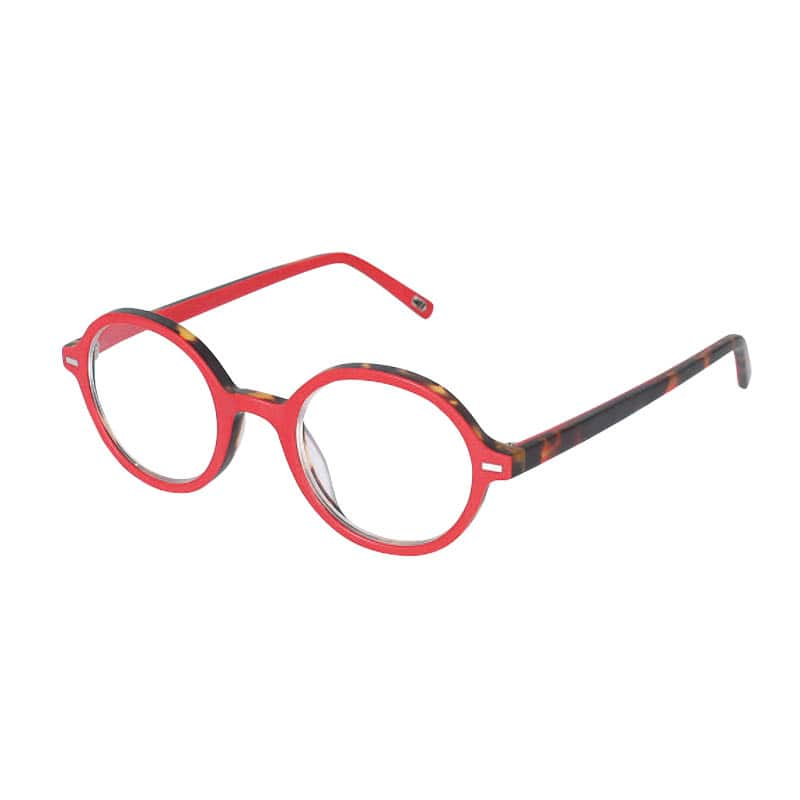 READING GLASSES RED-TOR 2.0