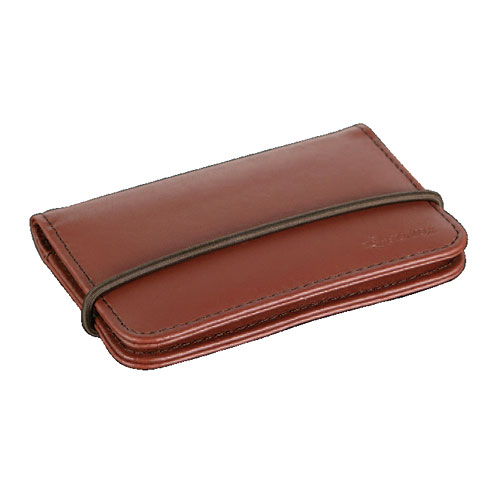 CARD CASE ''NOXIE''  BROWN